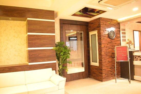 Hotel Uday Palace: LIVING AREA