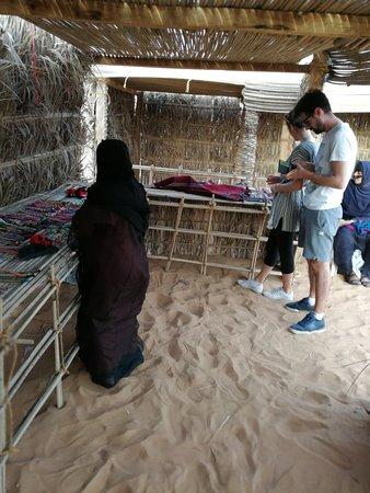Ibra, Oman: Alsalam camp