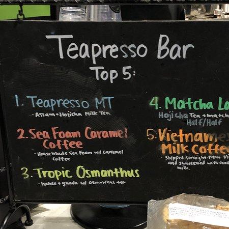 Teapresso