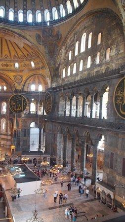 พิพิธภัณฑ์ฮาเจียโซเฟีย: Hagia Sophia Museum / Church (Ayasofya)