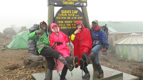 Kilimanjaro National Park, Tanzania: Beautiful mount Kilimanjaro enjoy