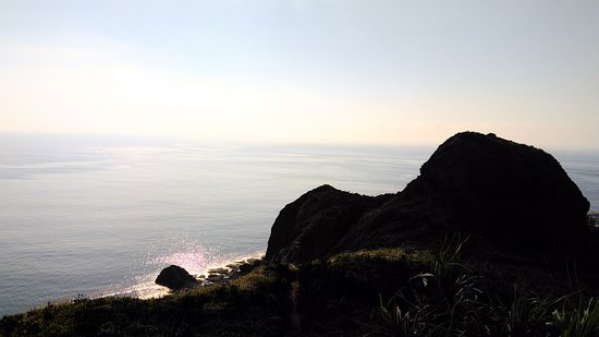Historic Mountail Trail: 山海有Good View