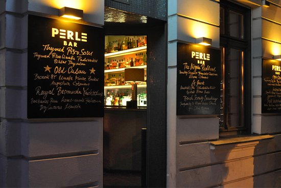 Perle Bar: Di–Sa ab 19 Uhr