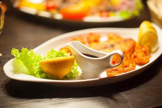 Restaurant Sultan: Don't we all love Shrimp