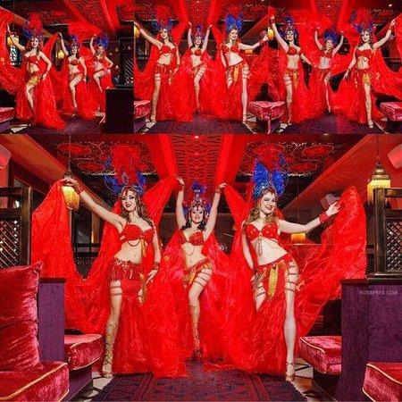 Restaurant Sultan: Belly dance 2