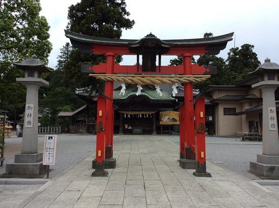 Yakyu Inari Shrine