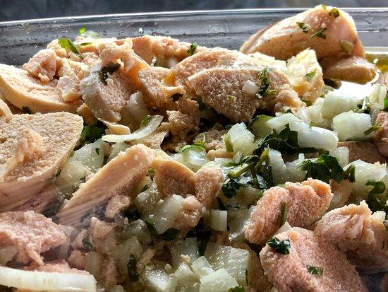 Baiuka Grill Restaurant: Ovas de Peixe