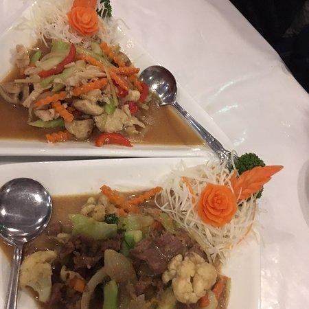 Green Chilli Thai Food照片