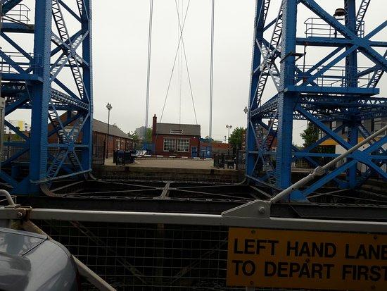 Tees Transporter Bridge Foto