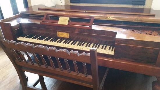 Pasajes, Hiszpania: piano