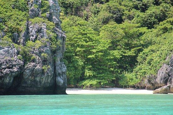 เกาะพีพีเล: вид со спитбота