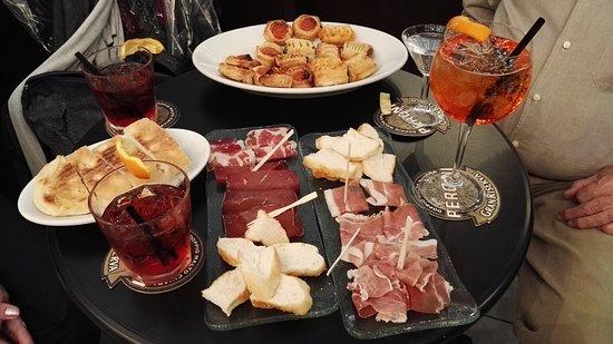 El Ca Granda: il ns aperitivo