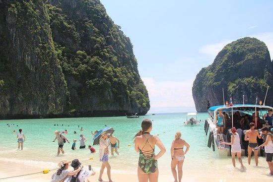 เกาะพีพีเล: красота