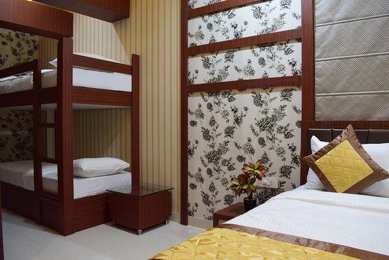 Hotel Uday Palace: FAMILY ROOM