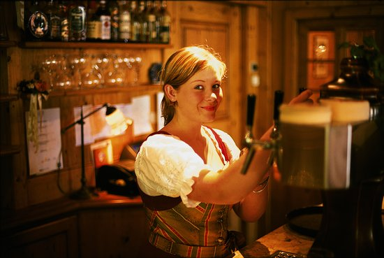 Das Hausgast Restaurant : Stüble Bar