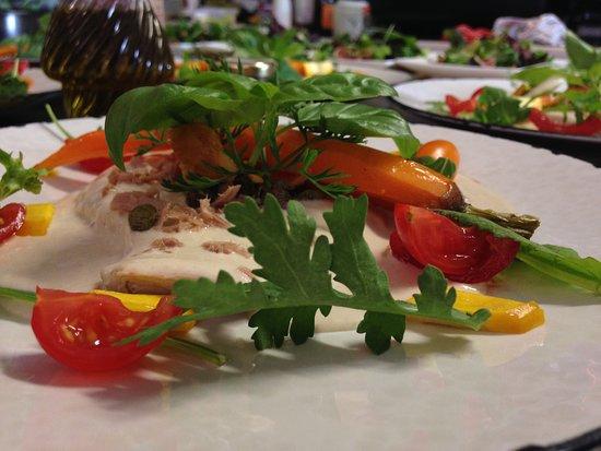 Le Moliere: Salades Gourmandes