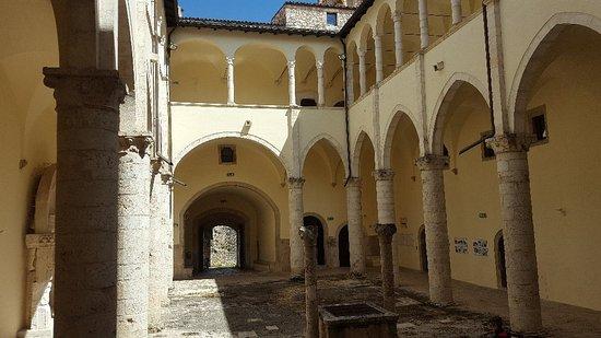 Museo d'Arte Sacra della Marsica: all'interno del Castello Piccolomini di Celano