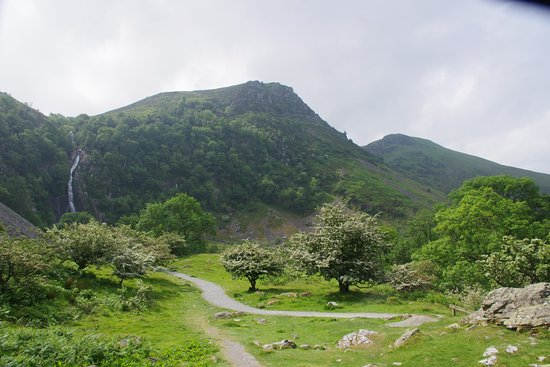 Abergwyngregyn Photo