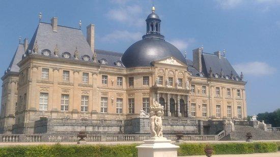Château de Vaux-le-Vicomte: 典雅的法國古堡。