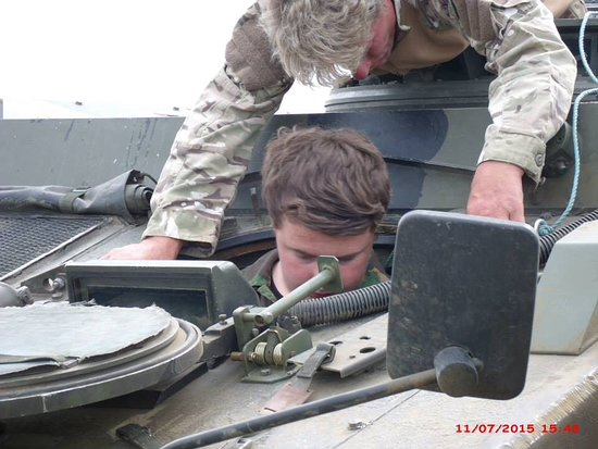 Tanks-Alot: Instructed by Nick