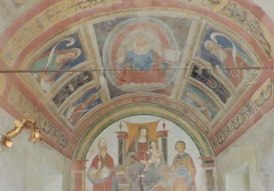 Oratorio Della Madonna Del Caio