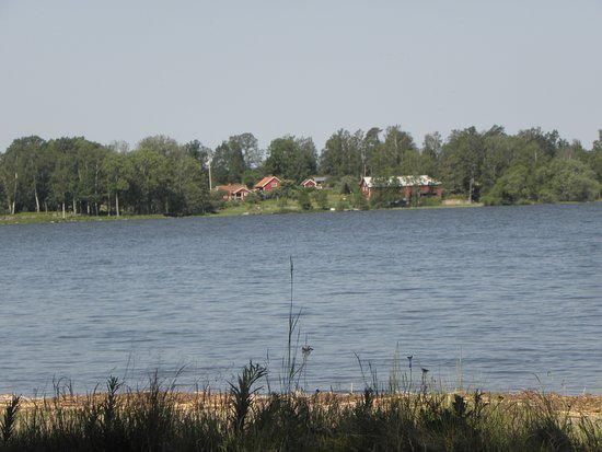 Örebro, Sverige: Dimbobadet