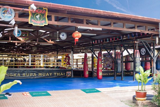 Kingka Muay Thai in Rawai