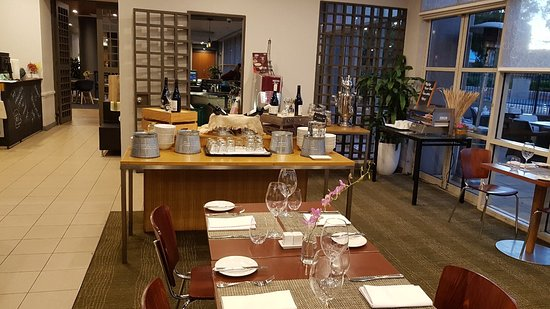 Rosehill, Australia: M Restaurant