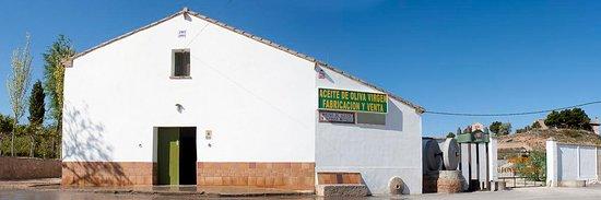 Belchite, Spania: Fachada de Almazara Molino Alfonso