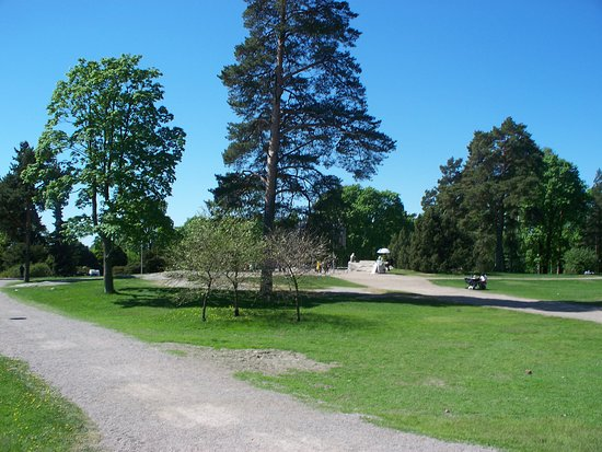 Sibelius Park: il parco