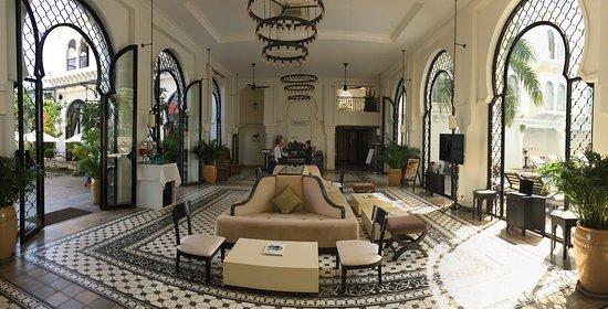 Sarai Resort & Spa: Lobby