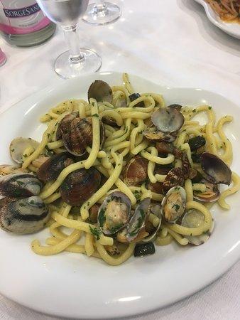 La Galea : Scialatielli vongole e zucchine
