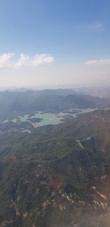ฮ่องกงแอร์ไลน์ส: Острова Гонконга