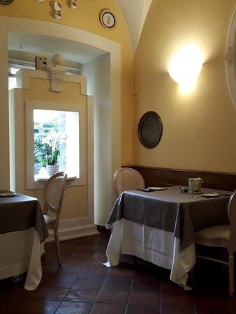 Villa Euchelia Resort: Petit-dejeuner