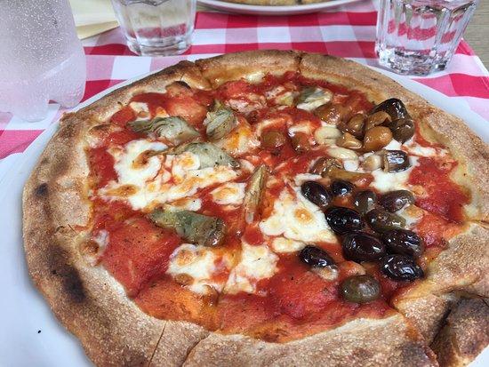 Antica Bottega di Pisa: Pizza