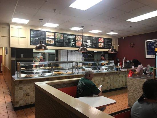 Princeton Junction, NJ: Order Counter