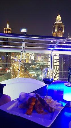 Level 43 Sky Lounge : Arabic Mix Grill