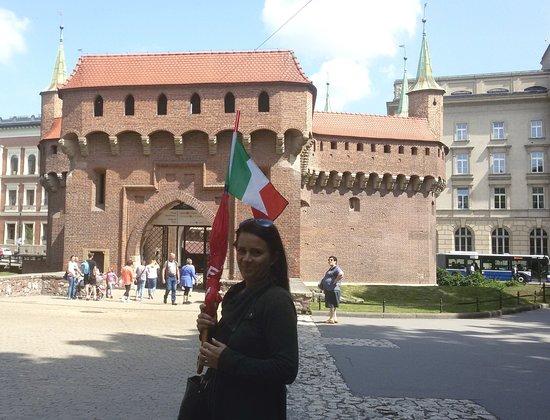 Cracow Free Tours Krakow: Lidia