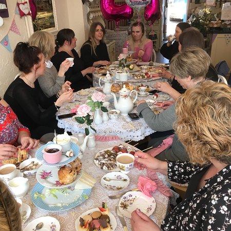 Cosham, UK: Marjorie's Tearooms & Bistro