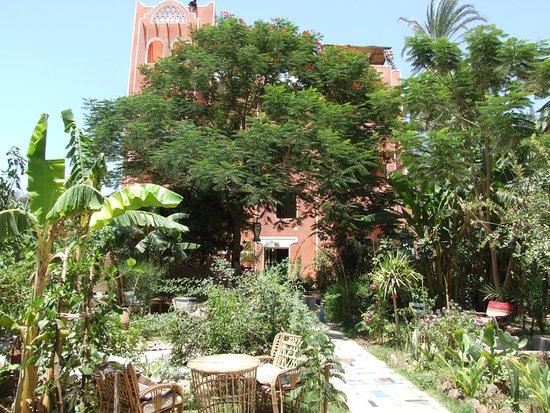 El Fayrouz: jardins et espaces de restauration