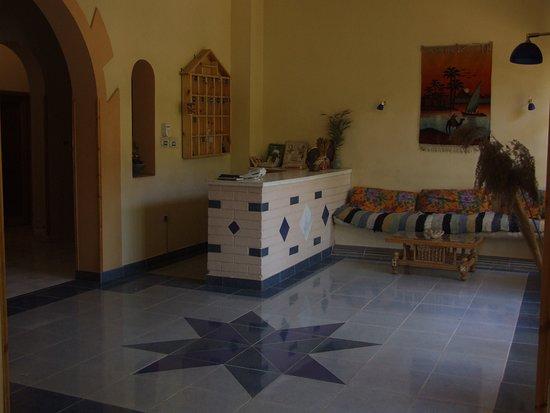 El Fayrouz: Hall d'entrée