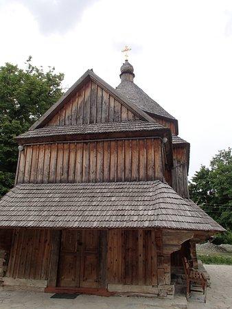 Church of the Exaltation of the Cross: церковь