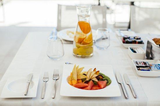 Ristorante & Terrazza Damiiano Sea food & Prime steak : breakfast