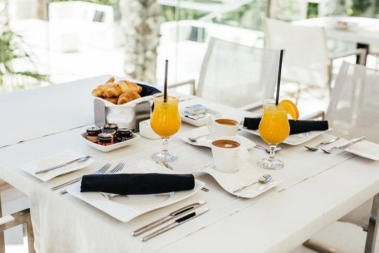 Ristorante & Terrazza Damiiano Sea food & Prime steak: breakfast