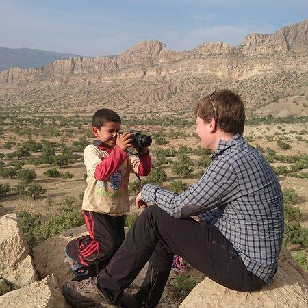 Zagros Nomads Trekking: Enjoying the nice nature with Qashqai nomads!