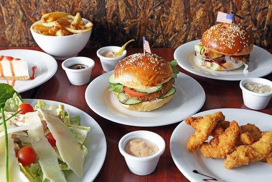 Nous Proposons Des Entrees Burgers Et Desserts Fait Maison Picture Of Burger Maison 78 Paris Tripadvisor