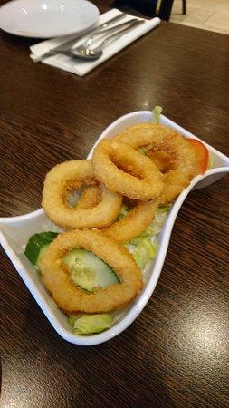 Shawarma: Calamari