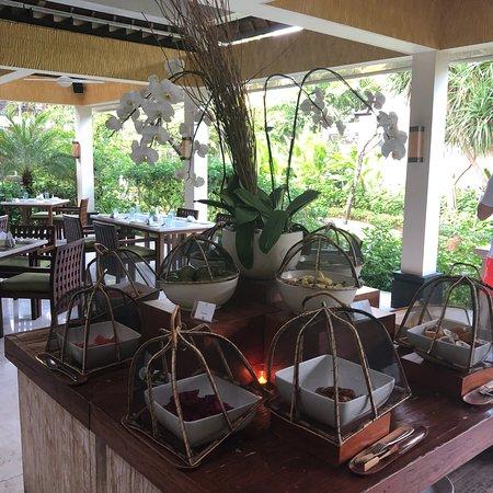 เดอะเซมินยัคบีชรีสอร์ทแอนด์สปา: The best hotel with cleanest rooms and best customer service! The garden wi g rooms are lovely a