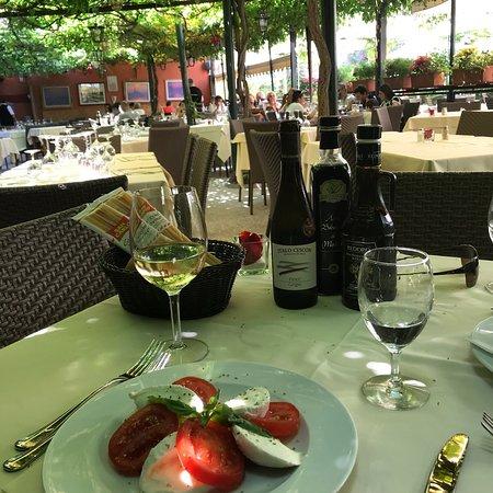 Al Giardinetto da Severino: Italy on a plate..