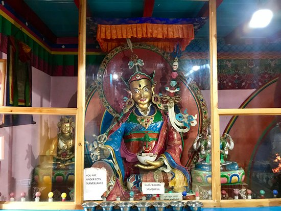 Gadhan Thekchhokling Gompa Monastery: Other Holy figures